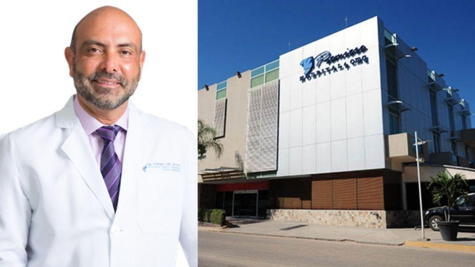 Dr Sergio del Hoyo